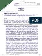 Premiere Development Bank vs. Flores GR 175339