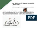 ¿Cuánto cuesta un chico de 20 pulgadas de Mangosta Ace Freestyle BMX bicicleta costh
