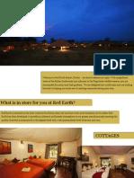 Red Earth Resort Welcome Letter V3 2014...