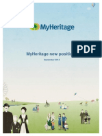 MyHeritage - Open Positions September 2014