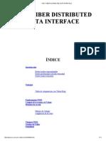 Fddi_ Fiber Distributed Data Interface