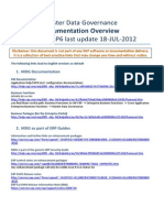 MDG EHP6 15a Docu Overview