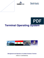 Terminal Operating System