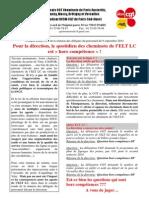 Compte Rendu CGT Réunion DP ELT LC 09 09 14