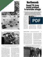 Northwoods - US Army - Terrorisme Aveugle