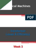 Transformer Losses & Efficiency