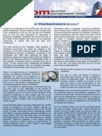 Basic Understanding of Dividend