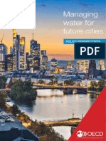 Policy Perspectives MANAGING WATER - Web 2014