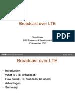 LBz BBC Chris Nokes Broadcast Over LTE 061113