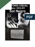 (msv-265) Sol Negro