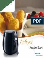 Airfryer Recipe Book1