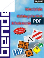 Bender Catalog 2010