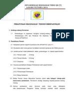 Peraturan Pertandingan Kssu 2013