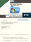 Windows Server 2008 Active Directory, Configuring Exam