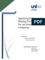 Final Report Data Mining