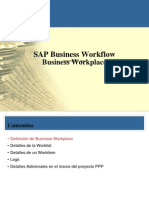 Workflow SAP - Business Workplace.ppt