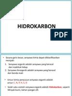 Tata Nama Hidrokarbon