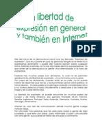 La libertad de expresión en general y también en Internet.docx