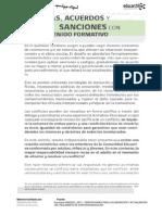 1 Mineduc-Normas, Acuerdos y Sanciones Con Contenido Formativo