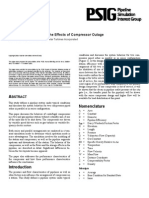 Transient effects of compressor outage