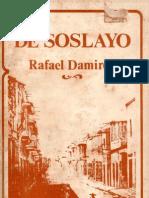 DE SOSLAYO - Rafael Damiron