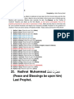 Short history of Prophets and Eid ul Adha.docx