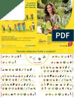 calendario raccolta ortaggi