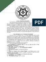 Student Program of Greek Lineage