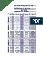 Vpl Fixture 2014.2015 Revised