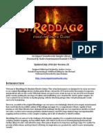 Shreddage 2X Manual