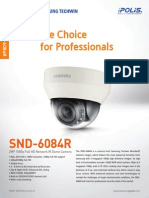 Snd 6084r Spec Sheet