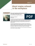 Diesel Exhausts Hsg187