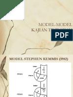 Tajuk 4a Model-model Kajian Tindakan