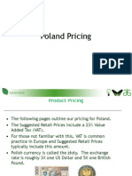 poland pricing