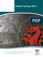 CCardiff Visitor Survey 2012 Report (1)