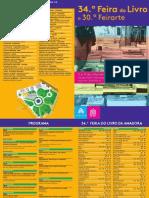 Feiradolivro Feirarte2014 Programa