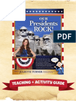Our Presidents Rock! Guide