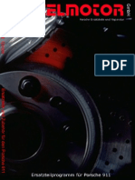 Ersatzteil-Programm für Porsche 911