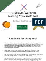 McCreight LearningPhysicswithToys.PAN2010