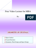 Video Lecture for MBA