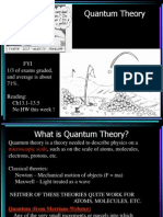 Lec26 Quantum Theory