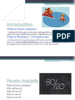 Pareto Analysis and Mckinsey 7s