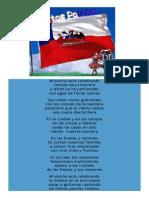 Poesia Fiestas Patrias Chilenas