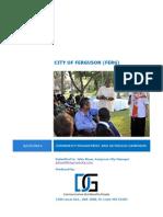 Ferguson Proposal Devin James Group