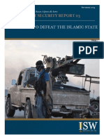 2014 09 01 a Strategey to Defeating ISIS