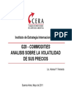 FERRANDO - G20 - Commodities