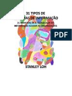 31 Tipos Stanley Loh Livro