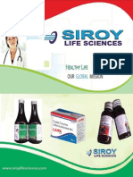 Siroy Life Sciences Profile
