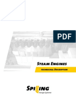 Technical Description Steam Engines