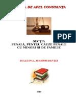Buletinul Jurisprudentei Penal 2010